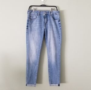 """Mavi High-Rise Skinny """"Tess"""" Jeans size 29"""